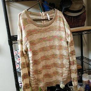 Xhilaration Sparkly Lt.weight Sweater,XL